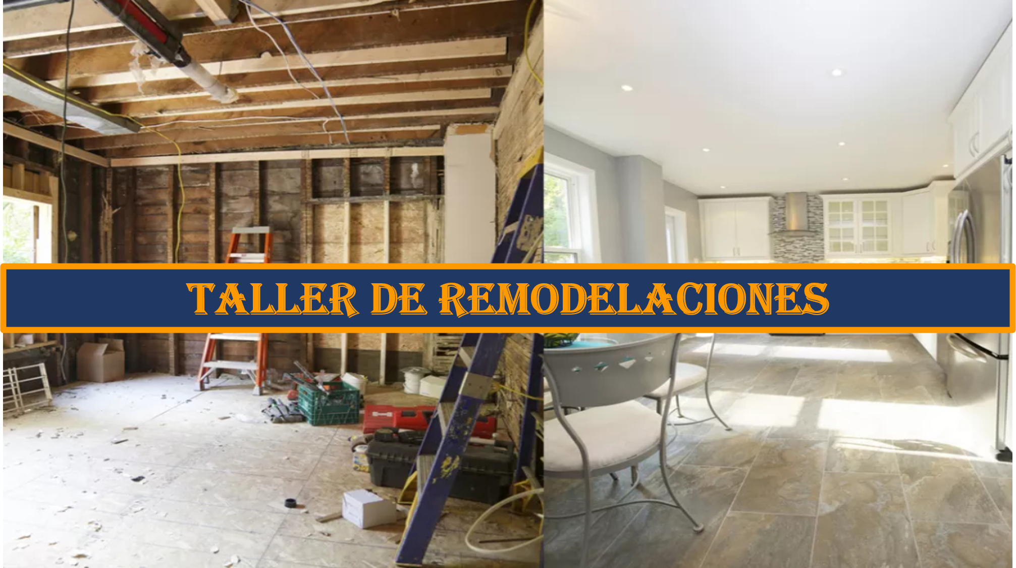 TALLER DE REMODELACIONES ENE-JUN 2021