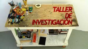 TALLER DE INVESTIGACIÓN II
