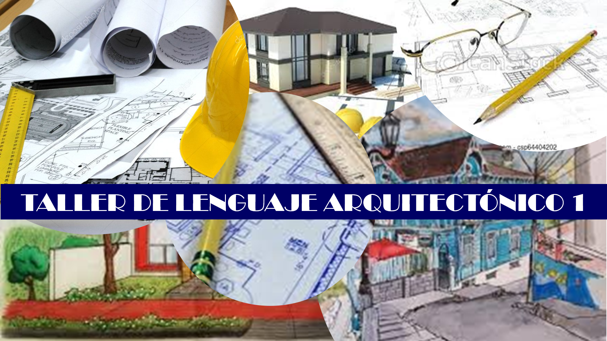 TALLER DE LENGUAJE ARQUITECTÓNICO 1 ENE-JUN 2021
