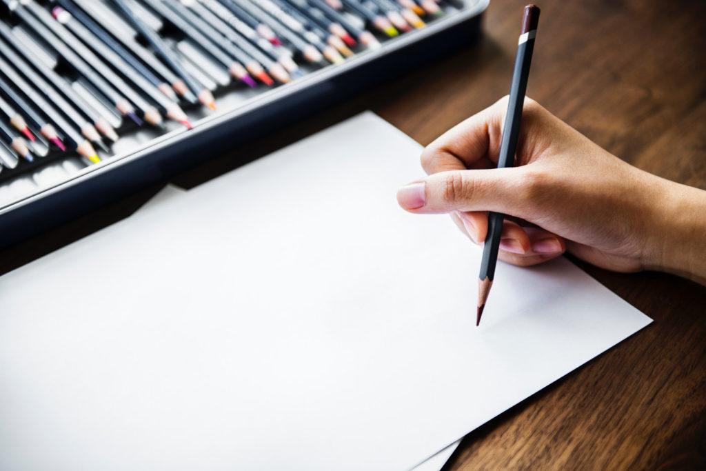Dibujo artístico y mano alzada