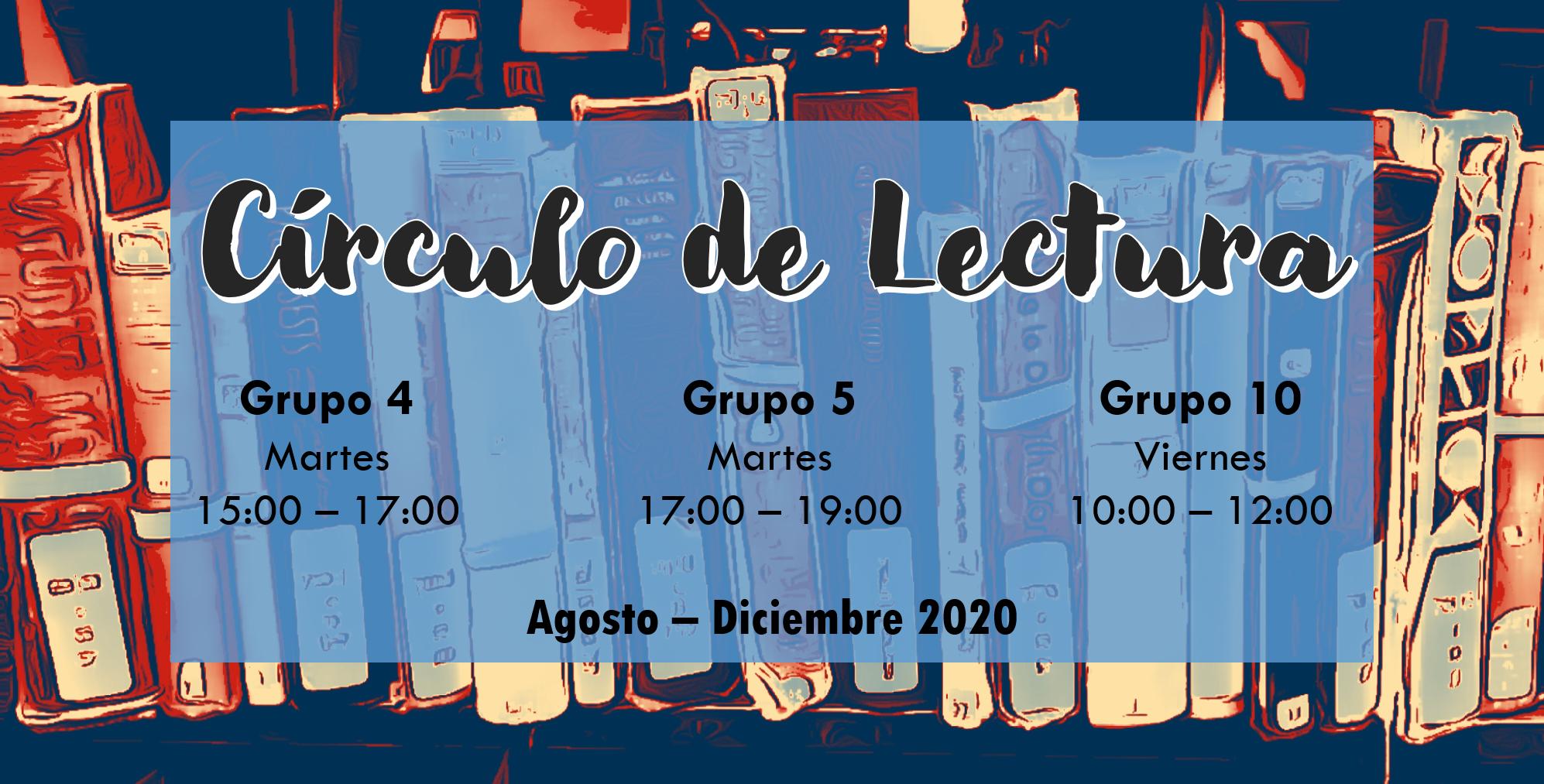 Círculo de Lectura - Lic. Armando Cabrera